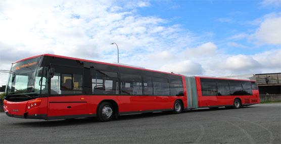 Auzsa incorpora a su flota 10 vehículos City Versus, carrozados por el grupo Castrosua