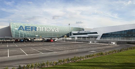 Inbisa Construcción finaliza la ampliación de una nave de 1.000 m² para Aernnova en Illescas, Toledo