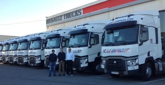 Transportistas de Levante adquieren 32 unidades de la gama T de Renault Trucks para reforzar sus flotas