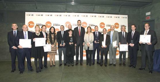 Seur, premiado por la fundación Codespa por el programa de voluntariado corporativo 'Tapones para una nueva vida'