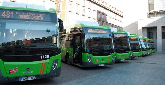 Empresa Martín amplía su flota de vehículos con 14 unidades del modelo Magnus.e de Grupo Castrosua
