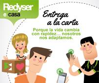 """Redyser elimina las incidencias de primera entrega con """"Entrega a la carta"""", servicio exclusivo para tiendas online"""
