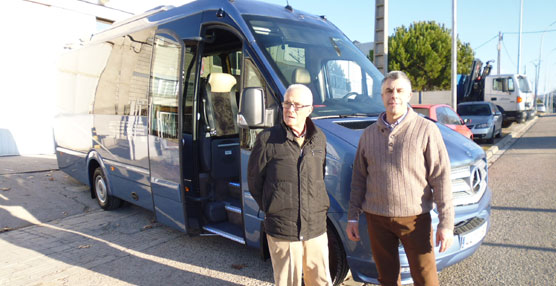 Autocares Silva en Lugo ha estrenado una unidad Spica de Car-bus.net