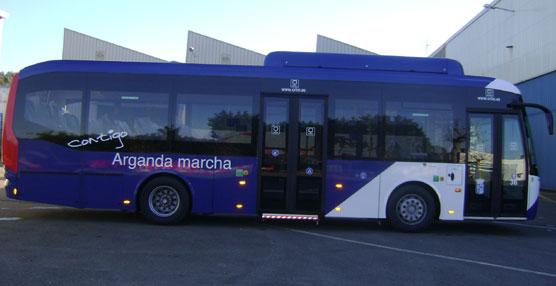 La empresa madrileña Argabus recibe cinco unidades del modelo Magnus E+ de Grupo Castrosua