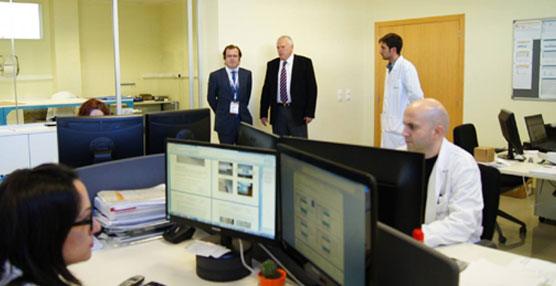 Tecnicarton muestra al director de Industria de la Generalitat Valenciana sus competencias en I+D