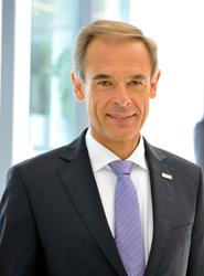 Denner, presidente de la Alta Gerencia de Bosch: 'Nuestra estrategia de innovación está dando sus frutos'