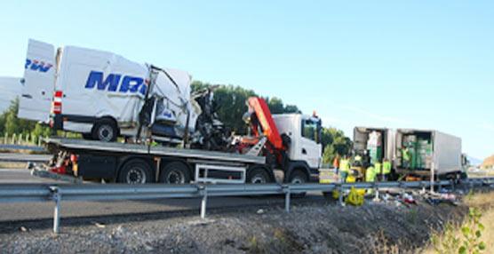 CiU requerirá al Gobierno en el Congreso un dossier sobre las razones del aumento de accidentes de furgonetas