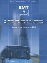 La EMT de Madrid celebra el 23 de febrero su II Jornada Técnica sobre movilidad urbana sostenible