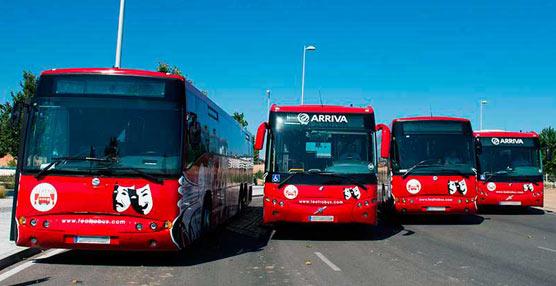 La Comunidad de Madrid concedió en 2014 un 3% más de autorizaciones de transporte discrecional, ya hay más de 6.500