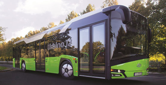 El nuevo Solaris Urbino ha sido galardonado con los premios iF Design Award 2015 y Diseño TOP