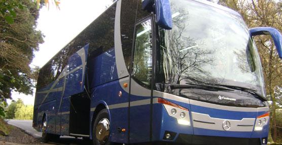 Autocares Ilurcotrans incorpora a su flota una unidad del modelo Stellae de Grupo Castrosua