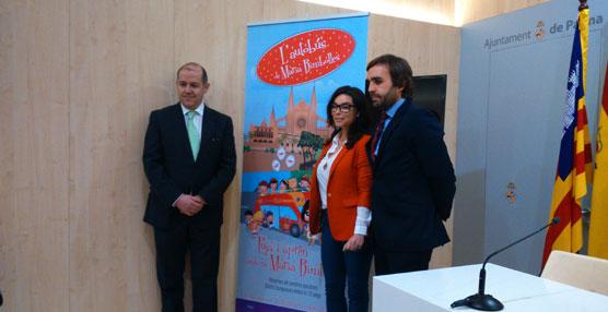 City Sightseeing y la EMT de Palma de Mallorca diseñan una ruta turística gratuita enfocada a los niños