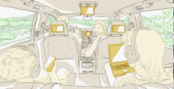 Ficosa presenta la nueva generación del coche conectado en el Mobile World Congress 2015