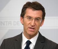 Núñez Feijóo firma el Convenio de colaboración del Plan de Transporte Metropolitano de Vigo