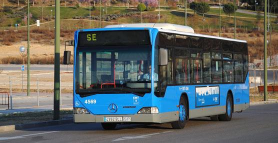 La EMT de Madrid pone en marcha un servicio sustitutorio para la línea 9 de Metro