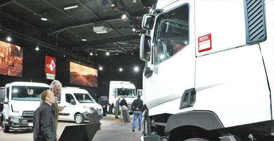 Renault Trucks crea en Lyon un salón de exposiciones donde mostrar sus 120 años de historia e innovaciones