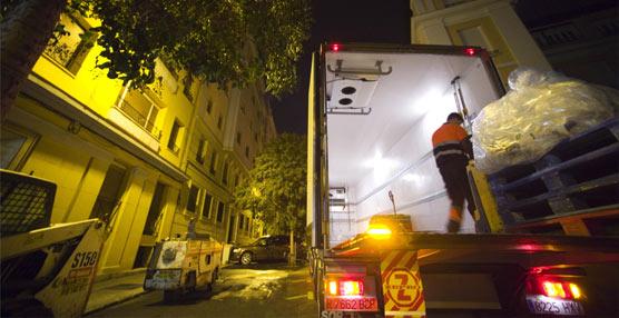 Trío Operadores Logísticoseligelos Econic NGT con Allisony reduce ruido en su distribución urbana