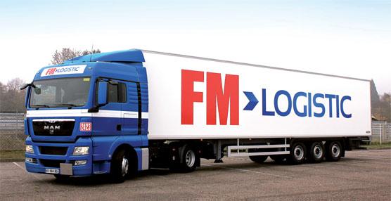 FM Logistic pone en marcha en la Península Ibérica una original solución para la identificación de palets
