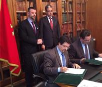 Cimalsa y la Agencia Marroquí de Desarrollo de la Logística firman un acuerdo de transferencia de conocimiento