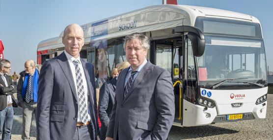 La ciudad holandesa de Maastricht realiza un proyecto piloto en una de sus líneas con un VDL Citea eléctrico