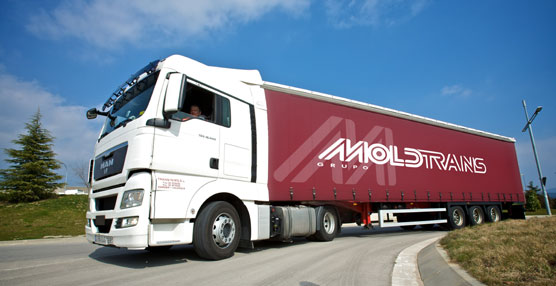 El Grupo Moldtrans anuncia un relevante crecimiento de los servicios de transporte terrestre con Alemania