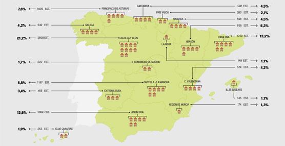 Castilla y le n catalu a y andaluc a lideran el sector for Oficina de turismo de castilla y leon