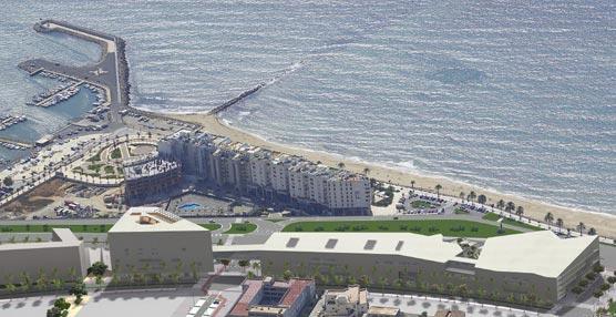 Dise o virtual del proyecto del palacio de congresos de palma de mallorca - Busco trabajo en palma de mallorca ...