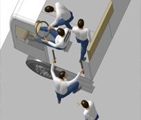 Daimler presenta un nuevo simulador virtual 3Denfocado amejorar la ergonomía de los conductores de camiones