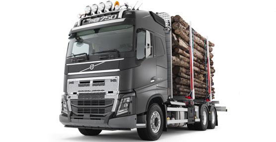 Volvo Trucks desarrolla un parachoques de alta resistencia para terrenos difíciles en los modelos FH y FH16