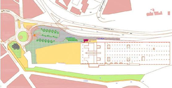 La Junta de Galicia prevé iniciar la construcción de la primera estación intermodal de la Comunidad en 2016