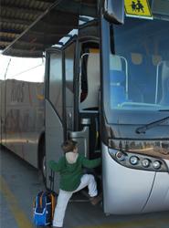 ANET advierte de las lagunas existentes en la normativa establecida sobre medidas en el transporte escolar