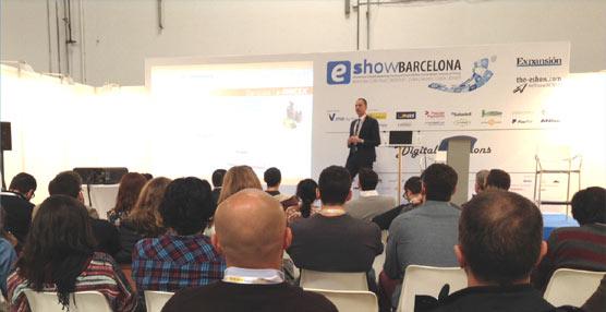 NACEX presentó en eShow Barcelona las tendencias en logística ecommerce 2015 de la mano de Xavier Calvo