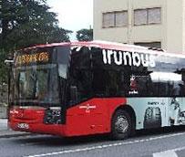 Sube el número de usuarios en todas las líneas urbanas de autobuses en Irun durante el primer trimestre del año