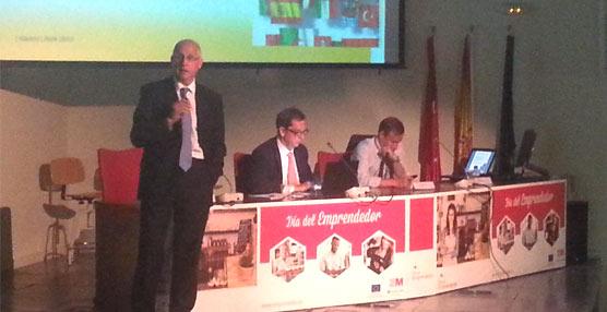Elproveedor logísticoDHL participa en el Día del Emprendedor de la Comunidad de Madrid, celebrado en Getafe