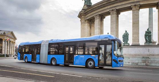 Volvo aumenta las ventas de autobuses eléctricos en todo el mundo y diversifica sus mercados