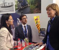 DSV ha presentado en BTA Barcelona sus soluciones de transporte para empresas del sector alimentario