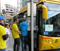 Guaguas Municipales ahorra un 8% en el consumo de combustible con el sistema GreenBus de conducción eficiente