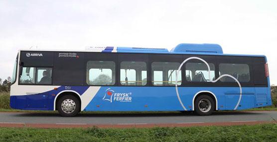 La flota de autobuses eléctricos de BYD en Schiermonnikoog es valorada como la mejor de los Países Bajos