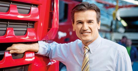 'La conectividad en los camiones es absolutamente esencial para el éxito futuro' asegura Wolfgang Bernhard