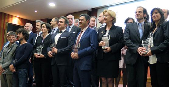 Un total de 23 empresas, instituciones y personas, galardonados por su contribución al transporte madrileño