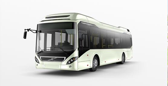 Más de 100 autobuses híbridos de Volvo han sido vendidos en nuestro país y recorren las calles españolas