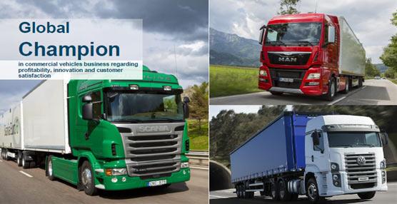 Truck & Bus es la denominación del nuevo grupo integrado de Volkswagen para vehículos industriales