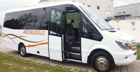 La empresa burgalesa Autocares Arceredillo estrena una nueva unidad Spica de Car-bus.net
