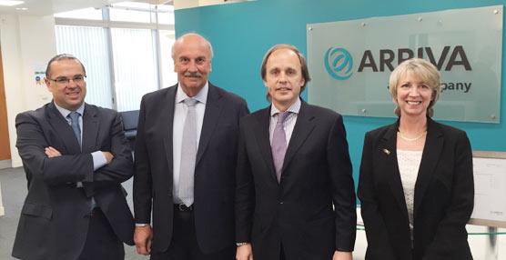 Arriva y City Sightseeing firman un pacto estratégico para desarrollar nuevos productos y destinos