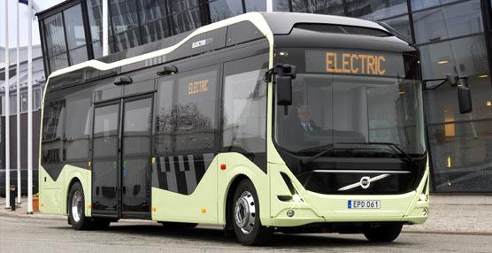 El primer autobús totalmente eléctrico de Volvo circulará por las calles de Goteborg en junio