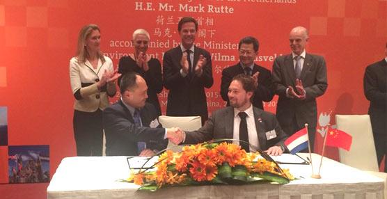 Acuerdo de cooperación entre el Foro Global E-Mobility del Consejo Diplomático de Naciones Unidas y la compañía china BYD