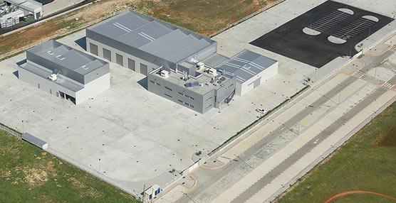 Inbisa acaba la construcción de una nueva base para Barloworld Finanzauto en Dos Hermanas (Sevilla)