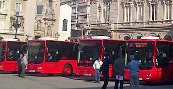 El próximo viernes 29 de mayo los autobuses urbanos deLa Coruña vuelven a estar en huelga