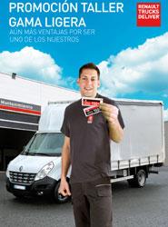 Renault Trucks lanza una nueva campaña con doble promoción orientada a la gama ligera