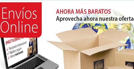 Mail Boxes Etc. realiza el estreno de una nueva tienda en Hondarribia (Guipúzcoa), en forma de franquiciado